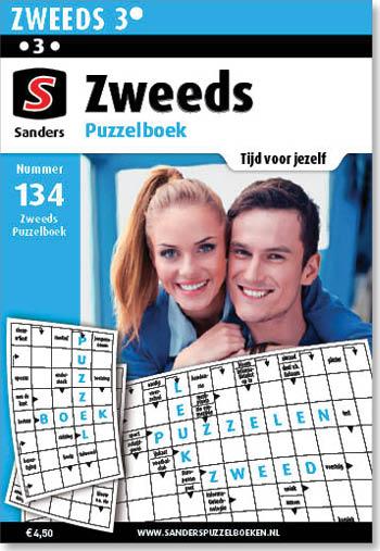 Zweeds Puzzelboek 134