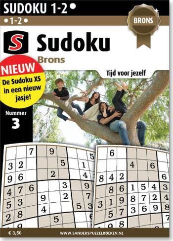 Sudoku Brons 3