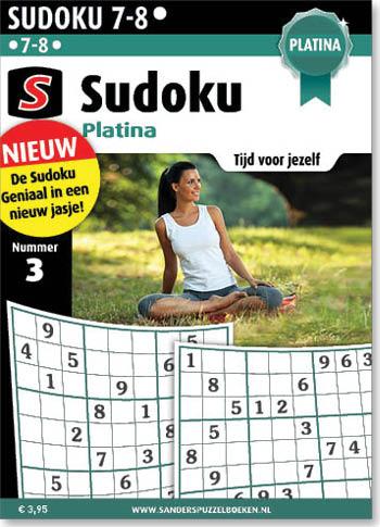 Sudoku Platina 3