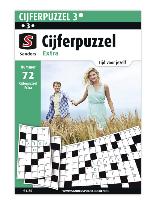 Cijferpuzzel Extra 72
