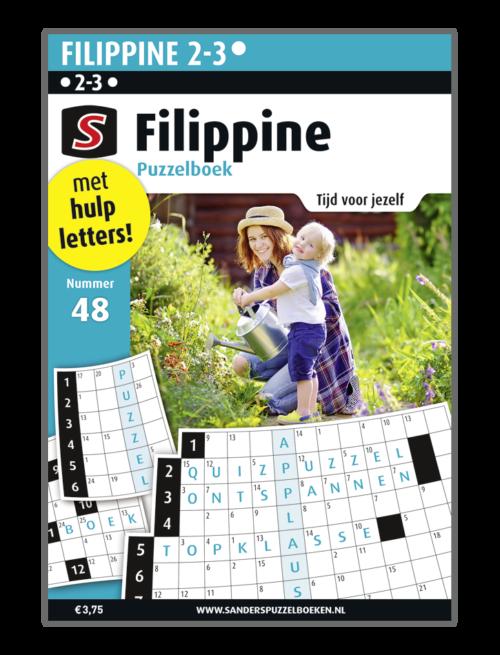 Filippine Puzzelboek 49