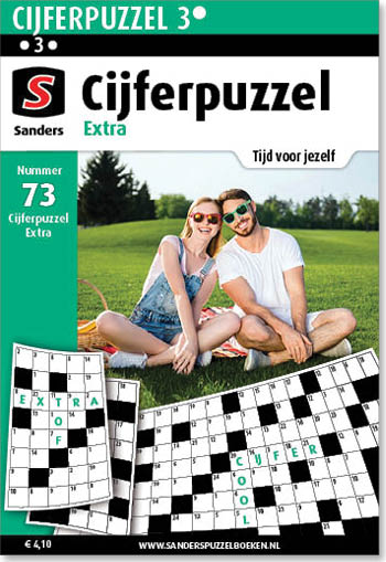 Cijferpuzzel Extra 73