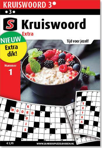 Kruiswoord Extra 1