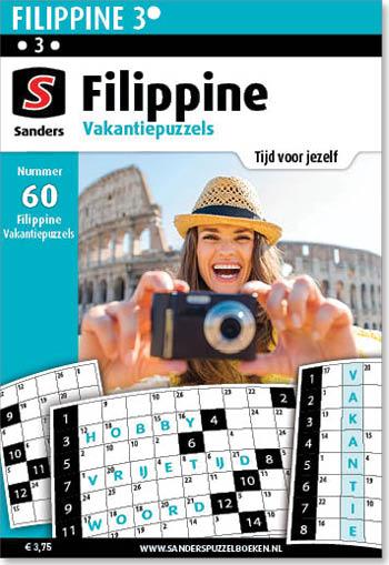 Filippine Vakantiepuzzels 60