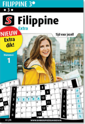 Abonnement Filippine Extra Sanders Puzzelboeken