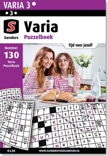 Varia Puzzelboek 130