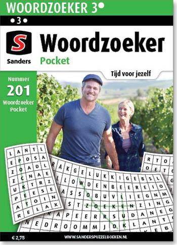 Woordzoeker Pocket 201