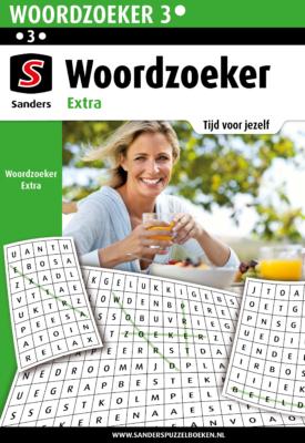 Abonnement Woordzoeker Extra Sanders Puzzelboeken