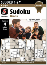 Sudoku Brons 4
