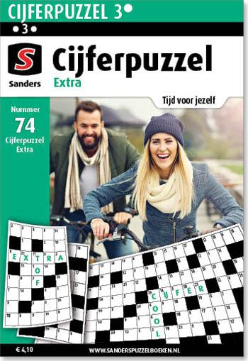Cijferpuzzel Extra 74