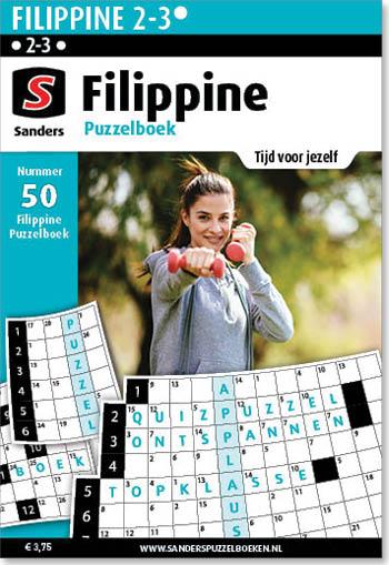 Filippine Puzzelboek 50