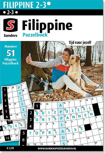 Filippine Puzzelboek 51