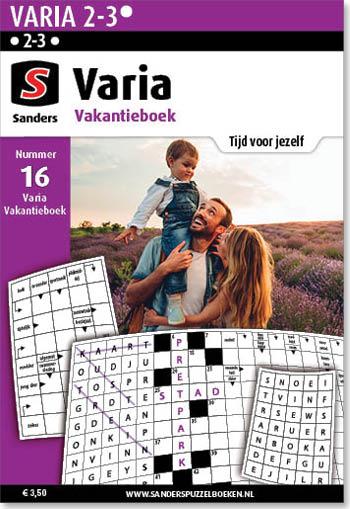 Varia Vakantieboek 16