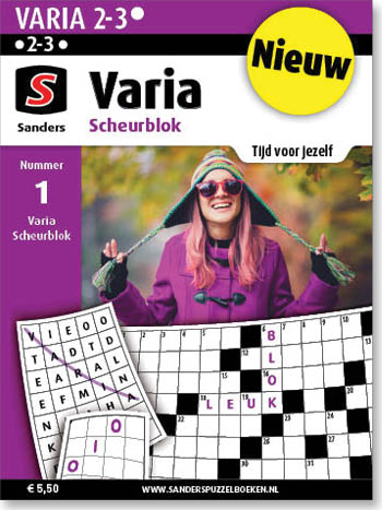 Varia Scheurblok 1