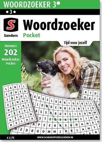 Woordzoeker Pocket 202