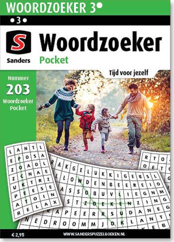 Woordzoeker Pocket 203