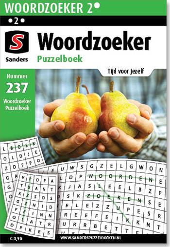 Woordzoeker Puzzelboek 237