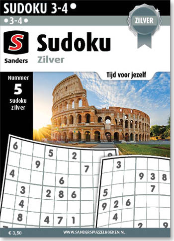 Sudoku Zilver 5