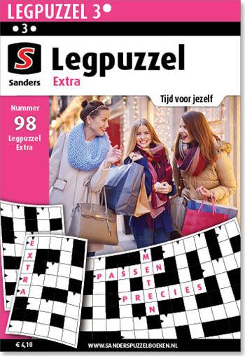 Legpuzzel Extra 98