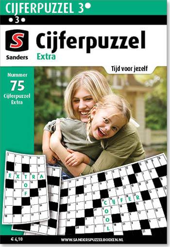 Cijferpuzzel Extra 75