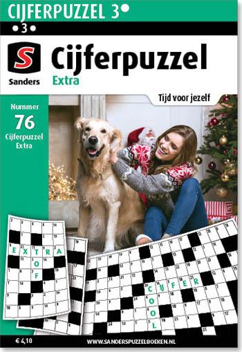 Cijferpuzzel Extra 76