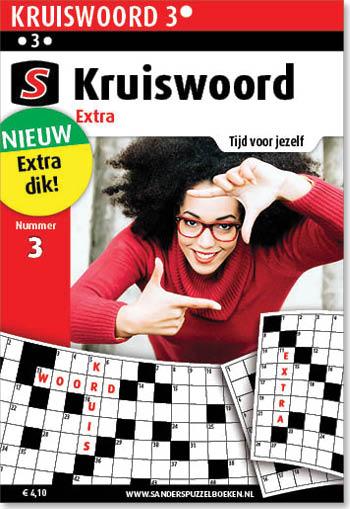 Kruiswoord Extra 3