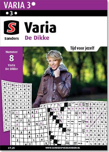 Varia De Dikke 8