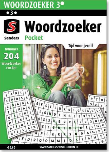 Woordzoeker Pocket 204