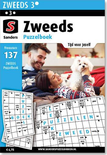 Zweeds Puzzelboek 137