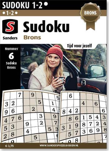 Sudoku Brons 6