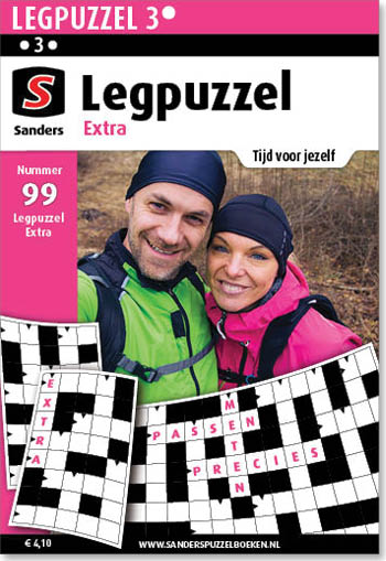 Legpuzzel Extra 99
