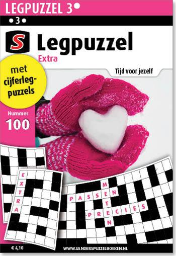 Legpuzzel Extra 100