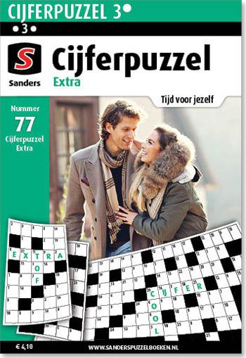 Cijferpuzzel Extra 77
