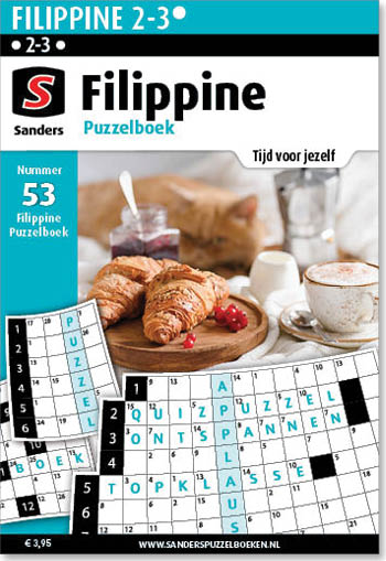 Filippine Puzzelboek 53