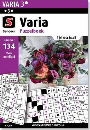 Varia Puzzelboek 134