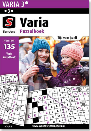 Varia Puzzelboek 135