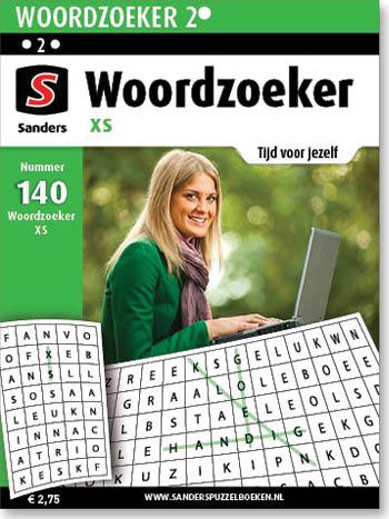 Woordzoeker XS 140