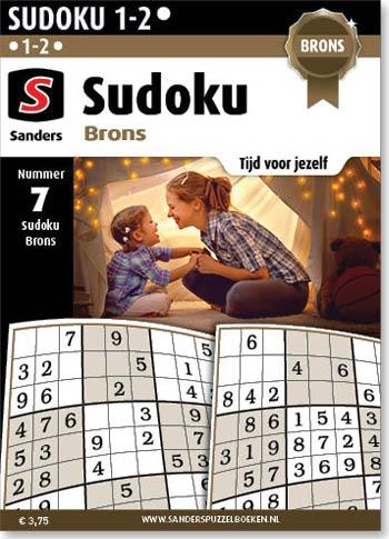 Sudoku Brons 7