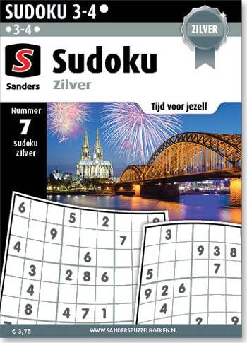 Sudoku Zilver 7