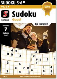 Sudoku Goud 7