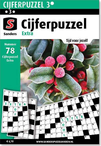 Cijferpuzzel Extra 78