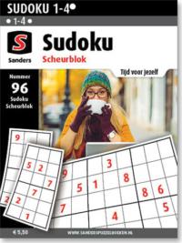 Sudoku Scheurblok 96