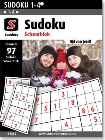 Sudoku Scheurblok 97