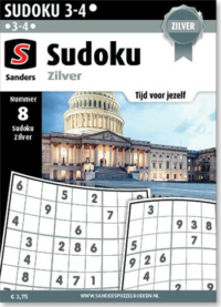 Sudoku Zilver 8