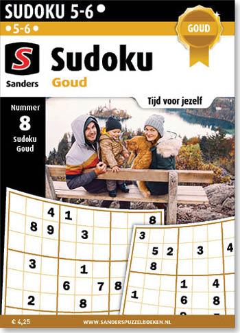 Sudoku Goud 8
