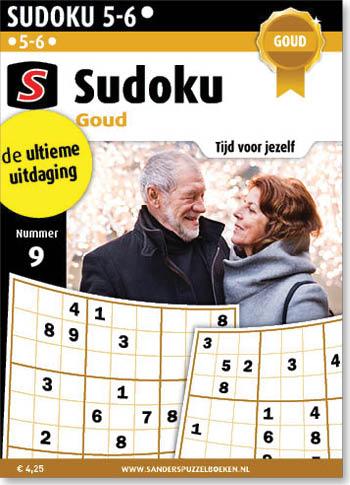 Sudoku Goud 9