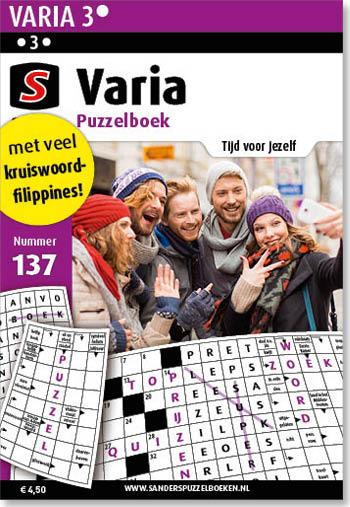 Varia Puzzelboek 137