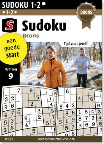 Sudoku Brons 10