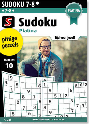 Sudoku Platina 10