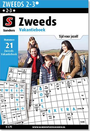 Zweeds Vakantieboek 21